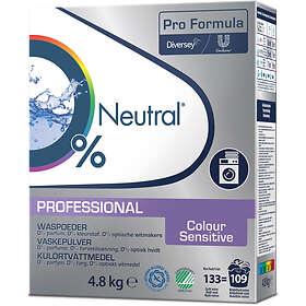 Neutral Sensitive Skin Colour Tvättmedel 4,8kg