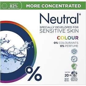 Neutral Sensitive Skin Colour Tvättmedel 0,77kg