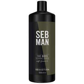 Sebastian Professional Seb Man The Boss Thickening Shampoo 1000ml
