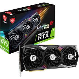 MSI GeForce RTX 3060 Ti Gaming Z Trio LHR HDMI 3xDP 8GB