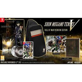 Shin Megami Tensei V: Fall of Man - Premium Edition (Switch)