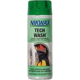 Nikwax Tech Wash Flytande Tvättmedel 0.3L