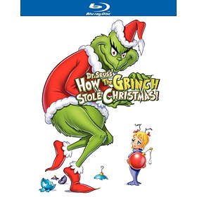 How the Grinch Stole Christmas (1966) (2Pc) (US)
