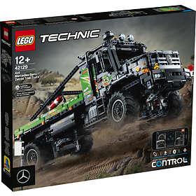 LEGO Technic 42129 4x4 Mercedes-Benz Zetros Trial Truck