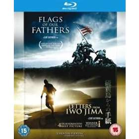 Flags of Our Fathers + Letters from Iwo Jima (UK)
