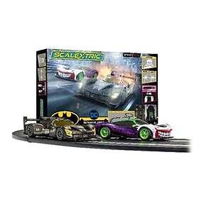 Scalextric Spark Plug - Batman vs Joker Race Set (C1415)
