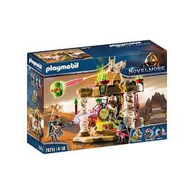 Playmobil Novelmore 70751 Sal'ahari Sands Skeleton Army Temple