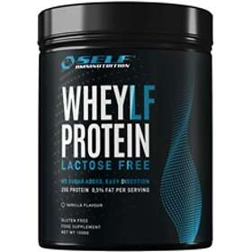 Self Omninutrition Whey LF Protein Lactose Free 1kg