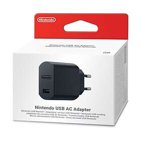 Nintendo Switch USB AC Adapter (EU)