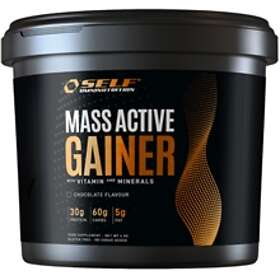 Self Omninutrition Active Whey Gainer 4kg