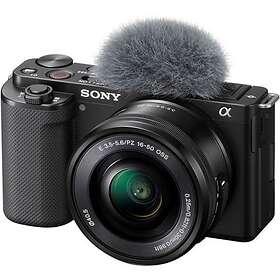 Sony ZV-E10 + 16-50/3,5-5,6 OSS