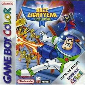 Buzz Lightyear of Star Command (GBC)