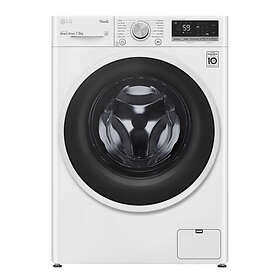 LG W2DV507N0WS (Valkoinen)