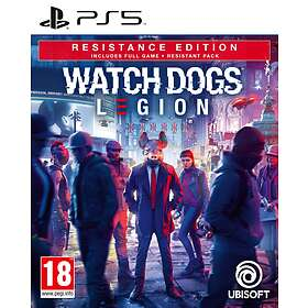 Watch Dogs Legion - Resistance Edition (PS5)