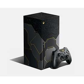 Microsoft Xbox Series X 1TB - Halo Infinite Limited Edition