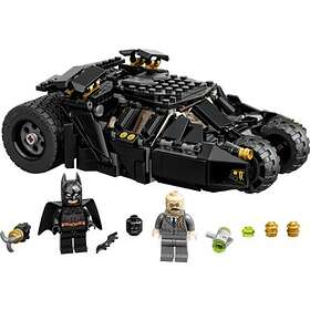 LEGO DC Comics Super Heroes 76239 Batmobile Tumbler: Scarecrow Showdown