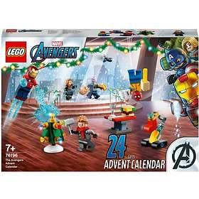 LEGO Marvel The Avengers 76196 Joulukalenteri 2021