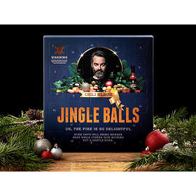 Chili Klaus Jingle Balls Joulukalenteri 2021