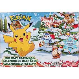 Pokémon Holiday Joulukalenteri 2021