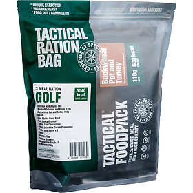 Tactical Foodpack 3 Meal Ration Golf