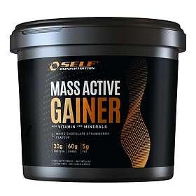 Self Omninutrition Mass Active Gainer 4kg