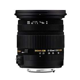 Sigma 17-50/2,8 EX DC OS HSM for Canon