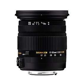 Sigma 17-50/2.8 EX DC OS HSM for Nikon