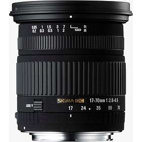 Sigma 17-50/2,8 EX DC OS HSM for Sony A