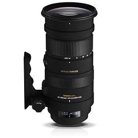 Sigma 50-500/4,5-6,3 EX DG APO OS HSM for Nikon