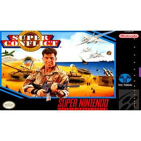 Super Conflict (SNES)