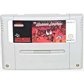 Spider-Man & Venom: Maximum Carnage (SNES)