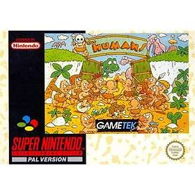 The Humans (SNES)