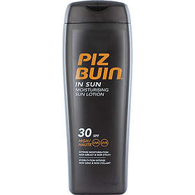 Piz Buin In Sun Moisturizing Lotion SPF30 200ml