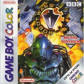 Robot Wars: Metal Mayhem