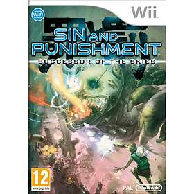Sin & Punishment 2: Successor of the Skies (Wii)