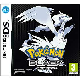 Pokémon Version Black (DS)