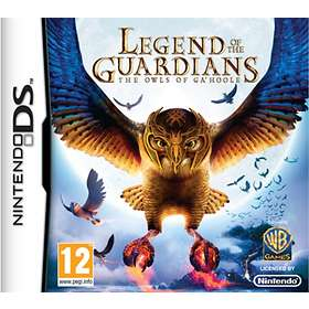 Legend of the Guardians: The Owls of Ga'Hoole (DS)