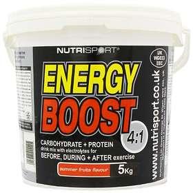 Nutrisport Energy Boost 5kg