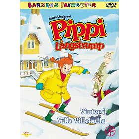 Pippi Långstrump Vinter I Villa Villekulla