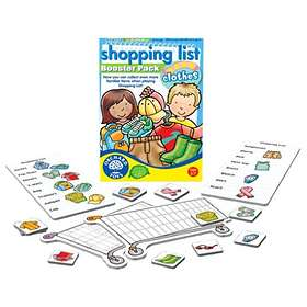 Orchard Toys Shopping List: Booster - Clothes