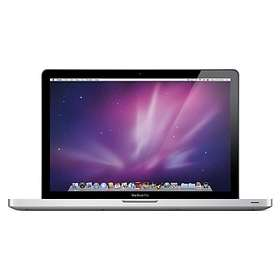 Apple MacBook Pro (Swe) - 2,4GHz DC 4Go 250Go DVD±RW 13""