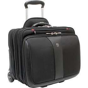 "Wenger Patriot Wheeled Notebook Case 15.4"""