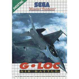 G-LOC: Air Battle (Master System)