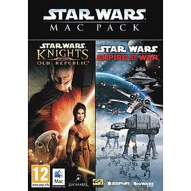 Star Wars: Knights of the Old Republic/Empire at War Double Pack (Mac)