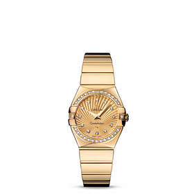 Omega Constellation Polished Quartz 123.55.27.60.58.002