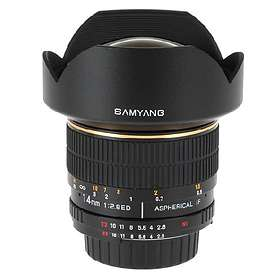 Samyang MF 14/2,8 ED AS IF UMC for Sony