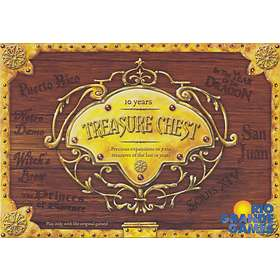 Rio Grande Games Alea Treasure Chest