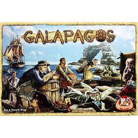 White Goblin Games Galapagos