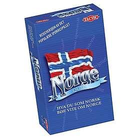 Norge Quiz (pocket)
