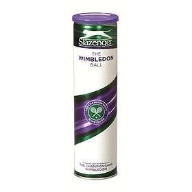 Slazenger Wimbledon (4 bollar)